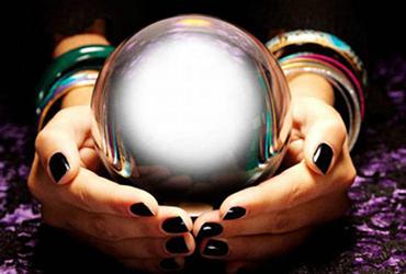 Crystal Ball Reading